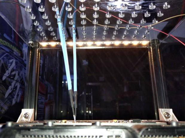 LED BDM Frame